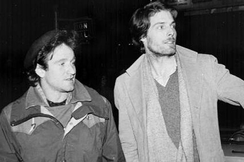robin williams et christopher reeves