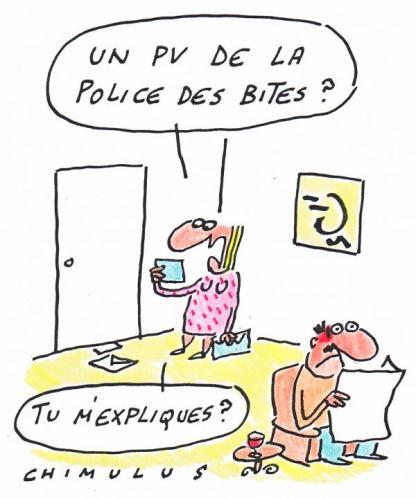 police des bites